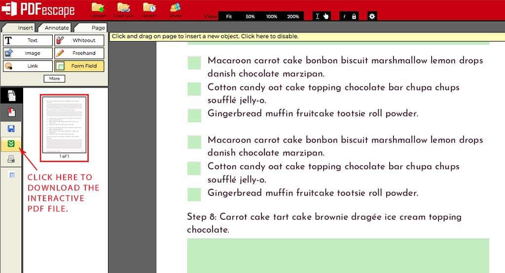 How to Design Worksheets in Canva (with Video) | The Side Blogger