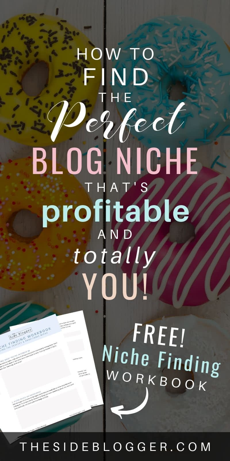 Find your perfect blog niche that makes you want to write and brings you money!