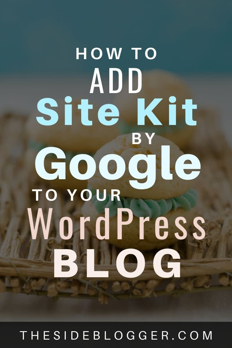 How to Add Site Kit by Google to Your WordPress Blog and get Google Analytics and Search Console insights right on your WordPress Dashboard.