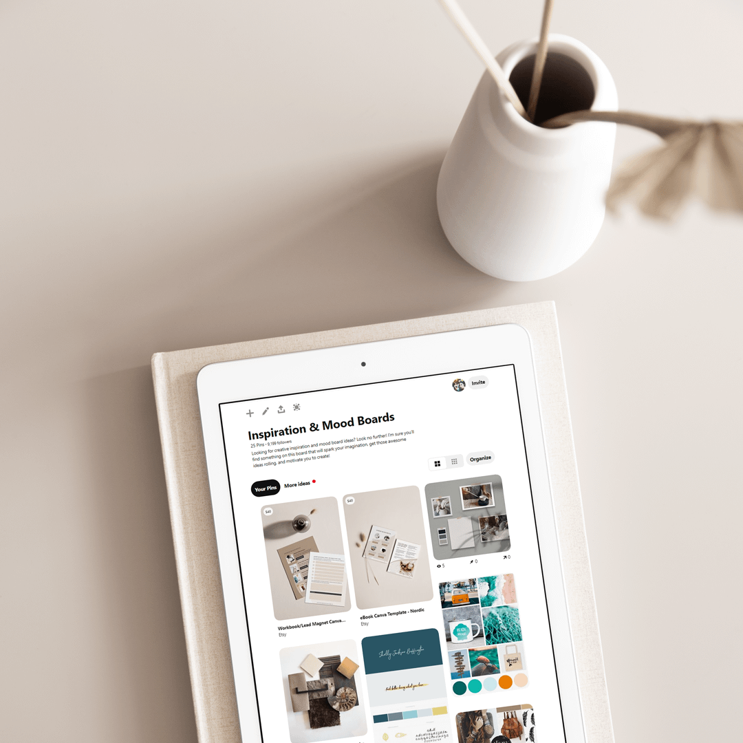 How to design Pinterest graphics that drive massive blog traffic.