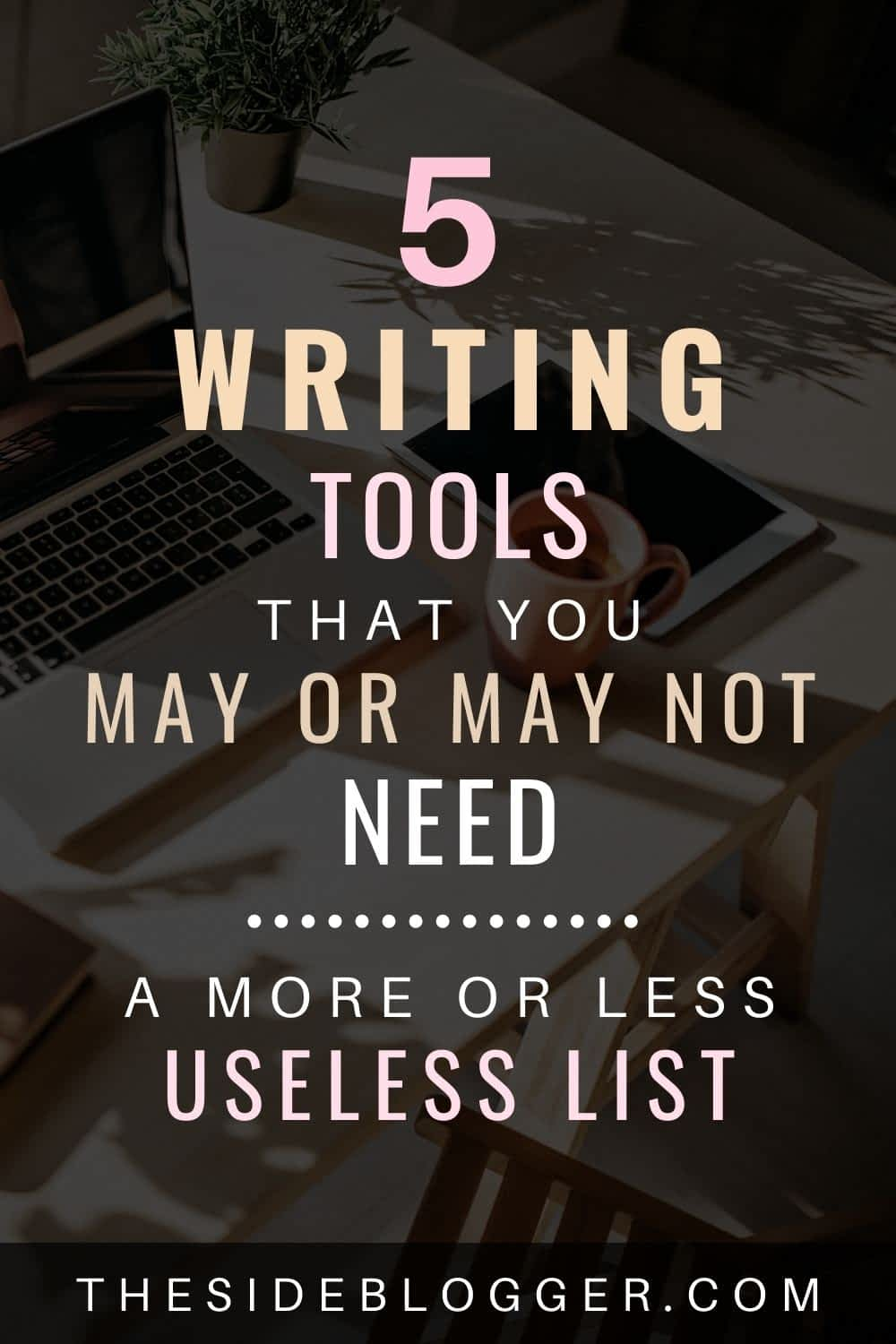 Writing tools for writers and bloggers