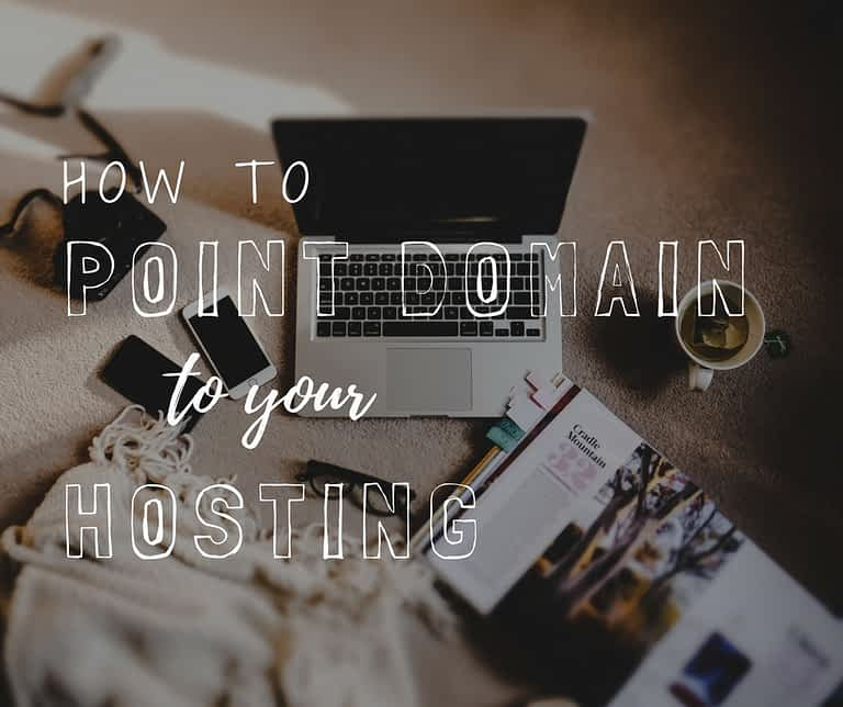 A step-by-step tutorial for how to point your domain to your hosting company   Blog to Biz